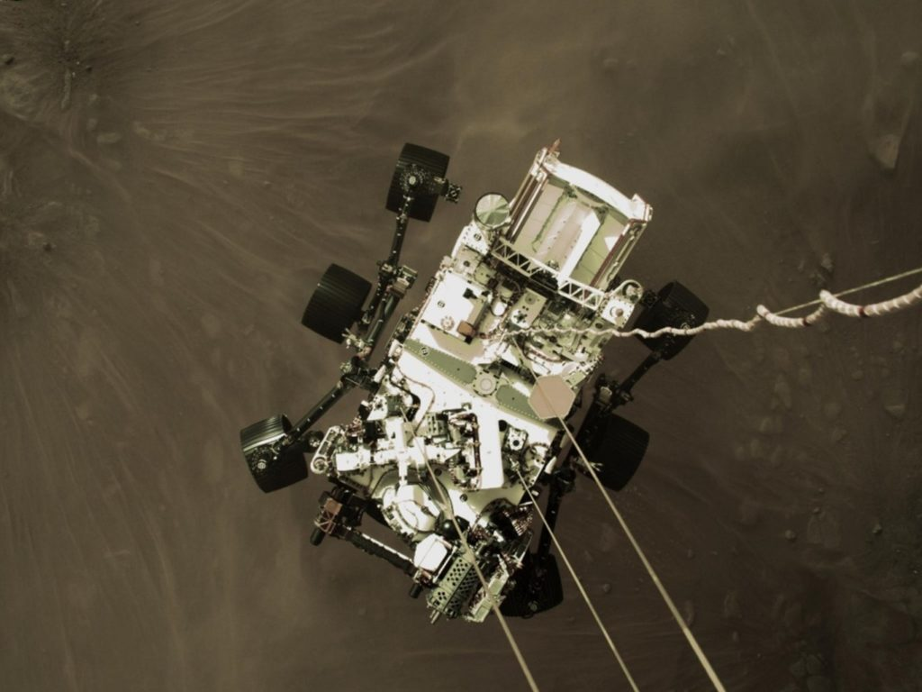 perseverance-rover
