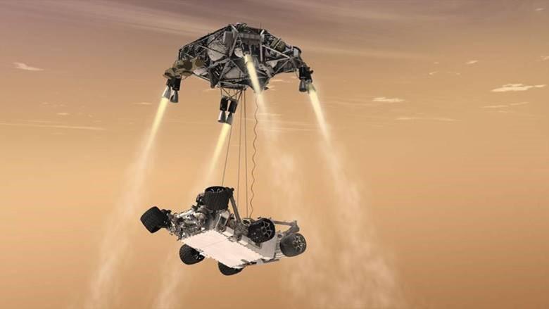 sky-crane-maneuver